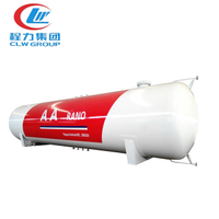 31700 Gallon Large Cryogenic Lpg Gas Storage Tank