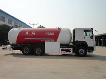 Dongfeng 10wheels 12MT Fully Pressurized LPG Propane Delivery Road Truck