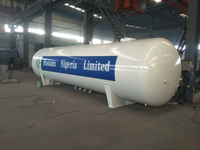 Cheapest Price of 20 Cbm Liquid Propane Storage Tanks for Sale