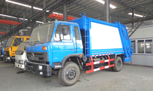 DONGFENG 4x2 10CBM Garbage Compactor Truck