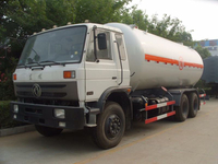20000Liters Propane Delivery Road Truck Lpg Tanker Truck