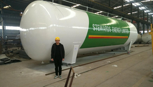 100000Liters Liquid Propane Storage Tanks for Sale