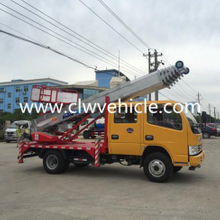 Dong Feng 4X2 95hp 28M Aerial Tower Truck
