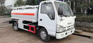 Factory Price Japan Brand 5cbm 5000liters Fuel Refueling Tank Truck