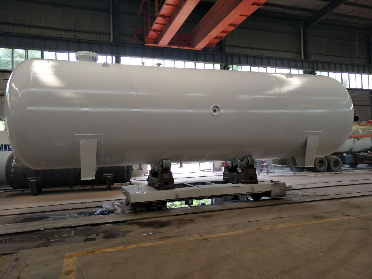 China Facory 100 Cbm Ammonia Storage Tank for Nigeria And Namibia