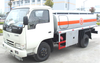CLW 6 Wheels 5CBM 95HP DONGFENG Refuel Truck