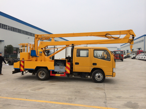 Dong Feng 12M High Altitude Operation Truck