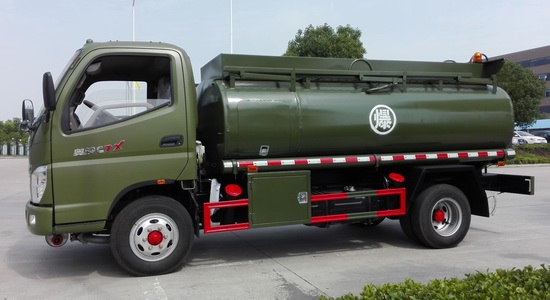 DongFeng 4*2 Fuel Refueling Tank Truck