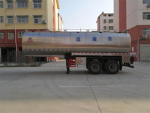 30cbm 2axles Drinking Water Trailer