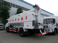 Heavy Duty 20cbm Bulk Grain Feed Transport Truck for Sale