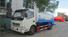 Manufacturer Supply DongFeng 4x2 Water Tank Truck Water Sprinkler Truck